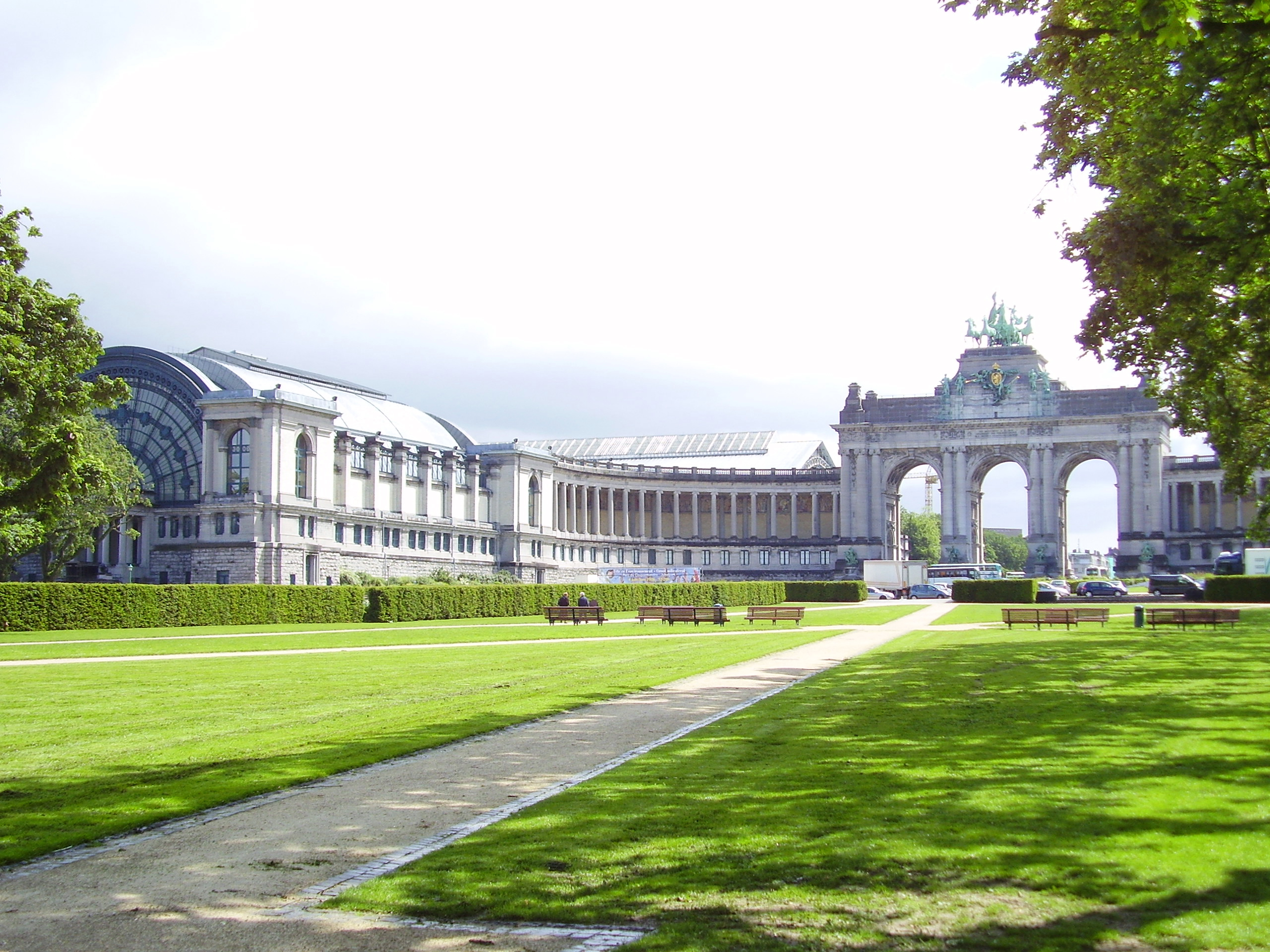 Cinquantenaire or Jubelpark