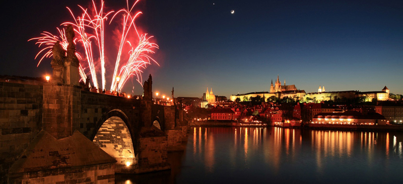 Prague New Year