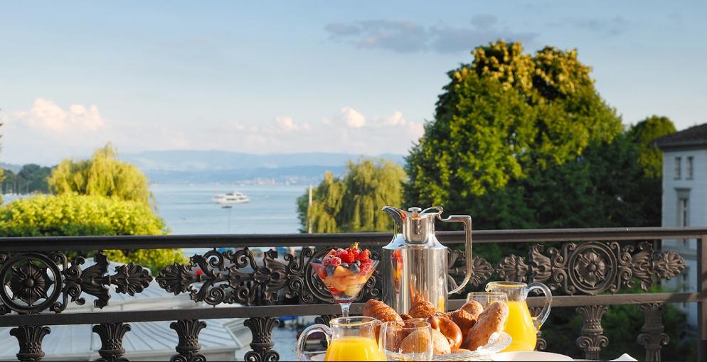 Baur au Lac : Zurich, Switzerland