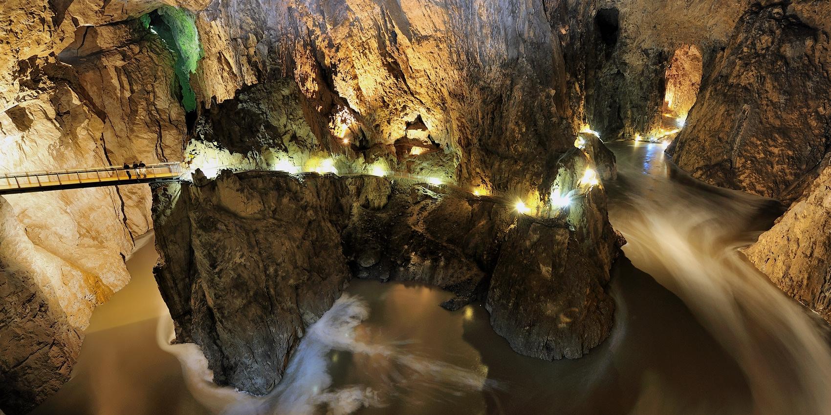 Skocjan Caves 4