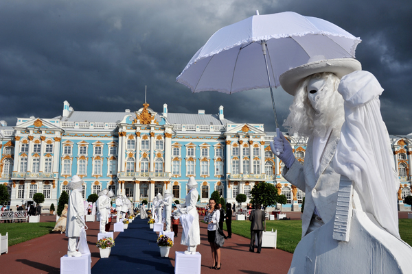 Russia festival