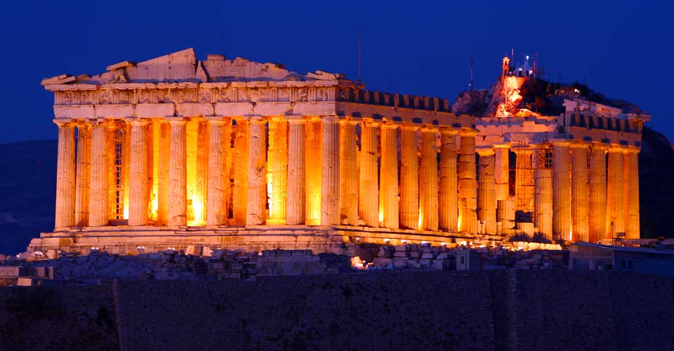 acropolis-of Athens, Greece
