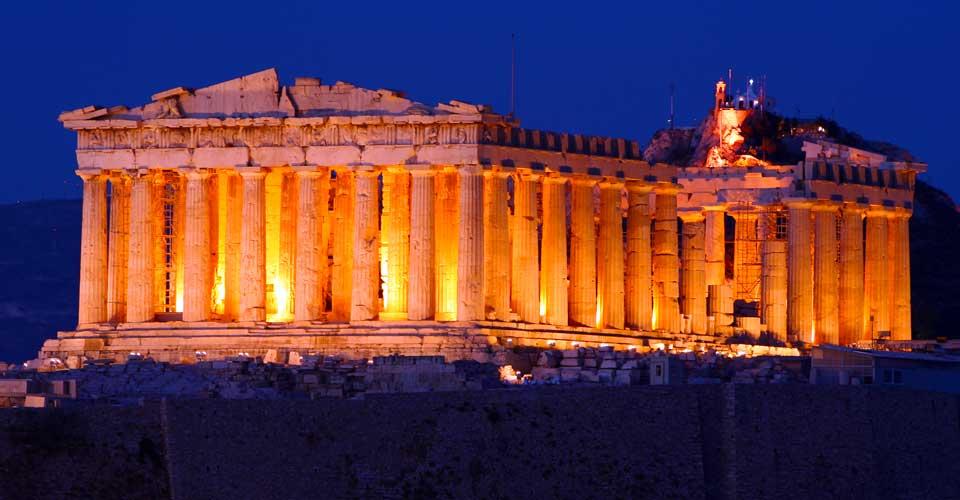 acropolis-of Athens, Greece