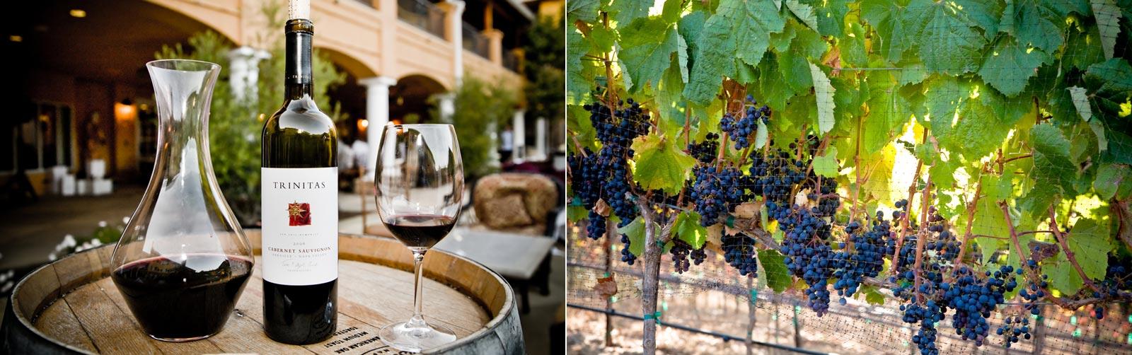 private wine tasking in Napa Valley