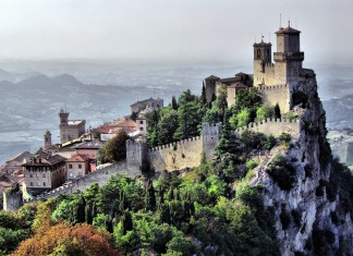 San Marino- Attractions