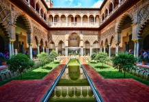 seville alcazar