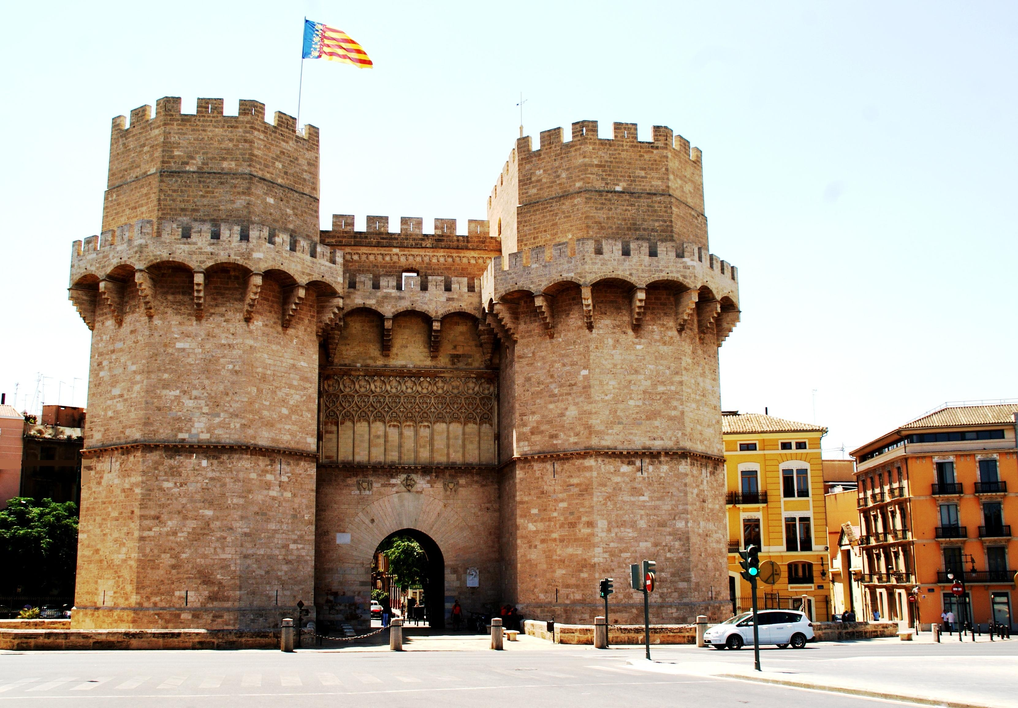 Serrano Tower