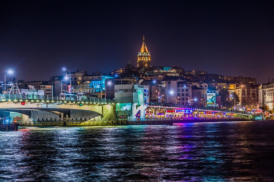 NEW YEAR Istanbul