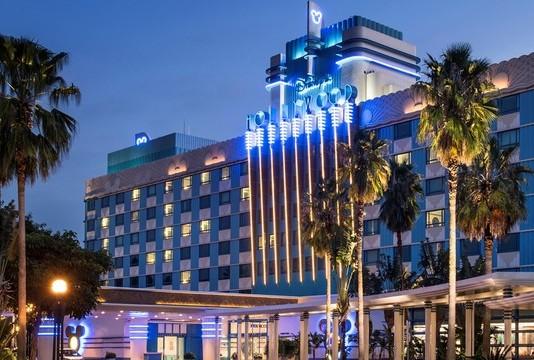 Disney Hollywood Hotel