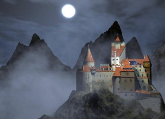 Dracula - Bran Castle