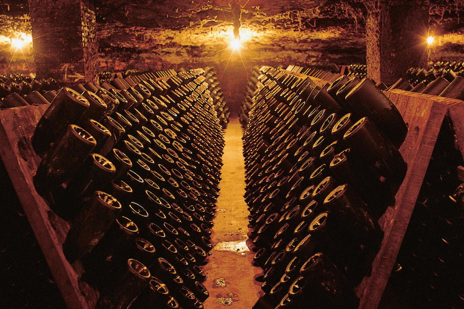 the Cava cave in Spain