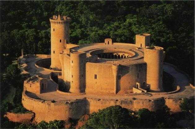 bellver_castle