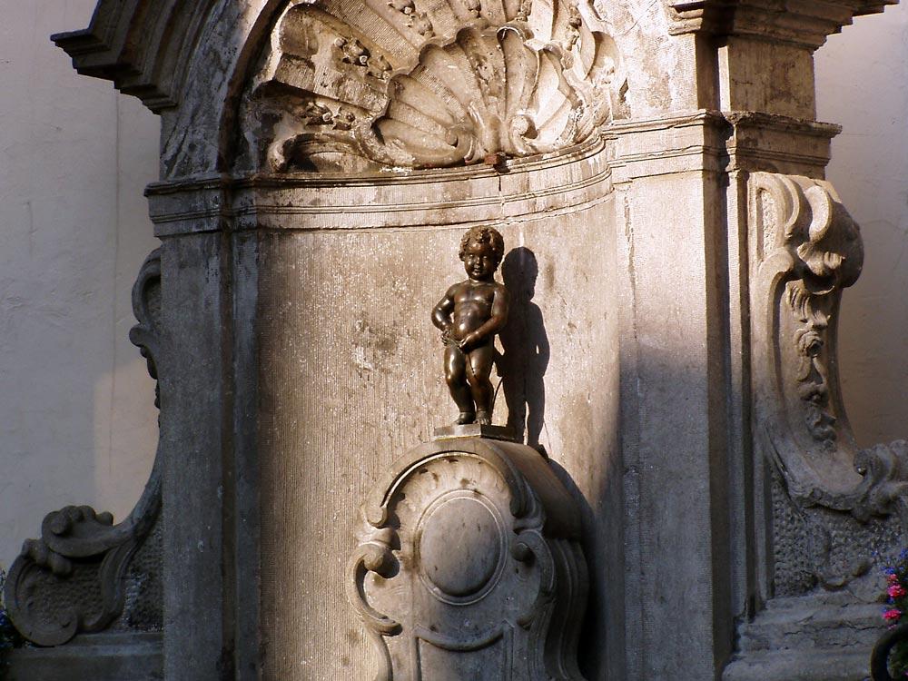 Manneken Pisa
