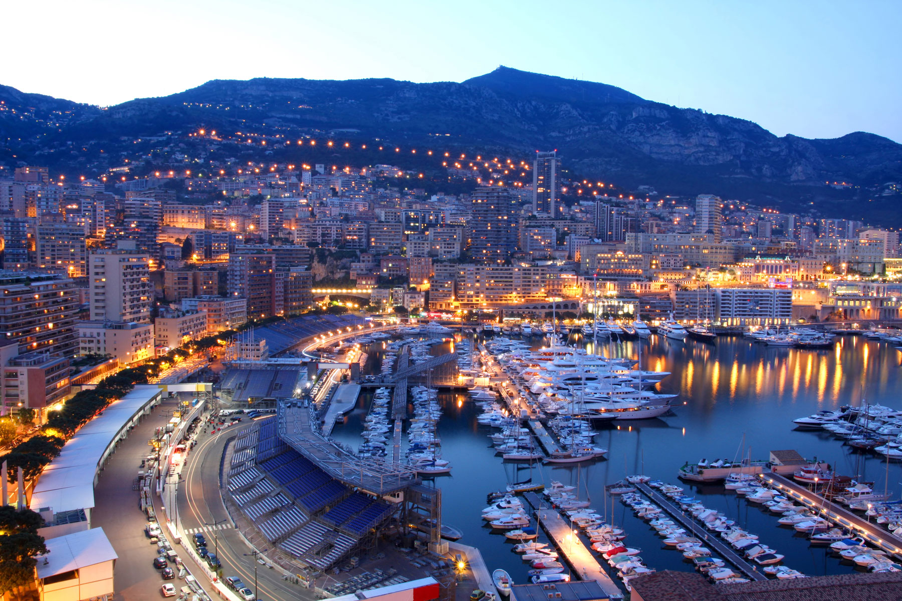 monaco Interesting Country Facts