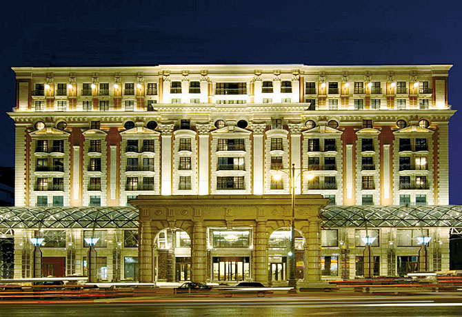 The Ritz Carlton Hotel