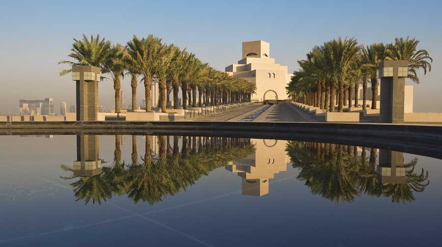 The Museum of Islamic Art in Doha