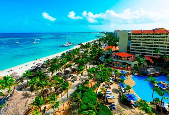 Aruba, Caribbean Island
