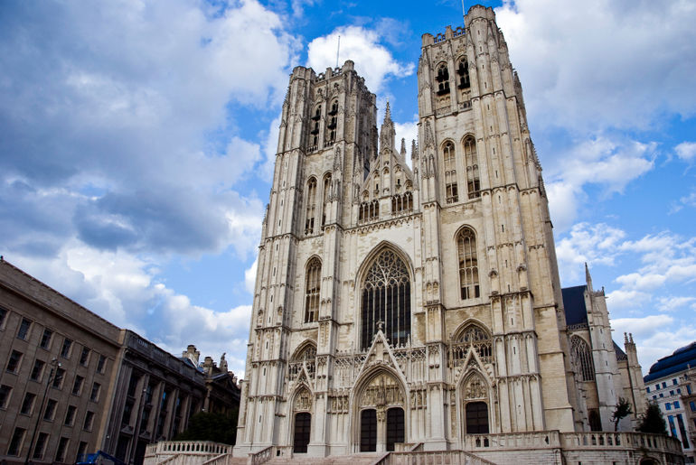 The Cathedral of St. Michael and St. Gudula