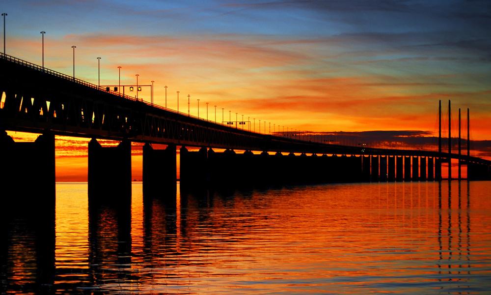 Oresund Bridge - Malmo