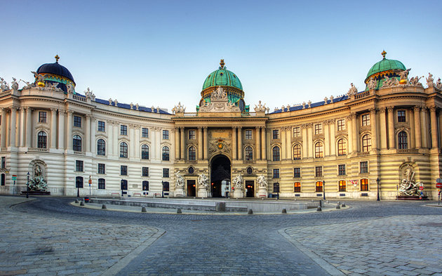 Vienna's Imperial Hofburg Palace