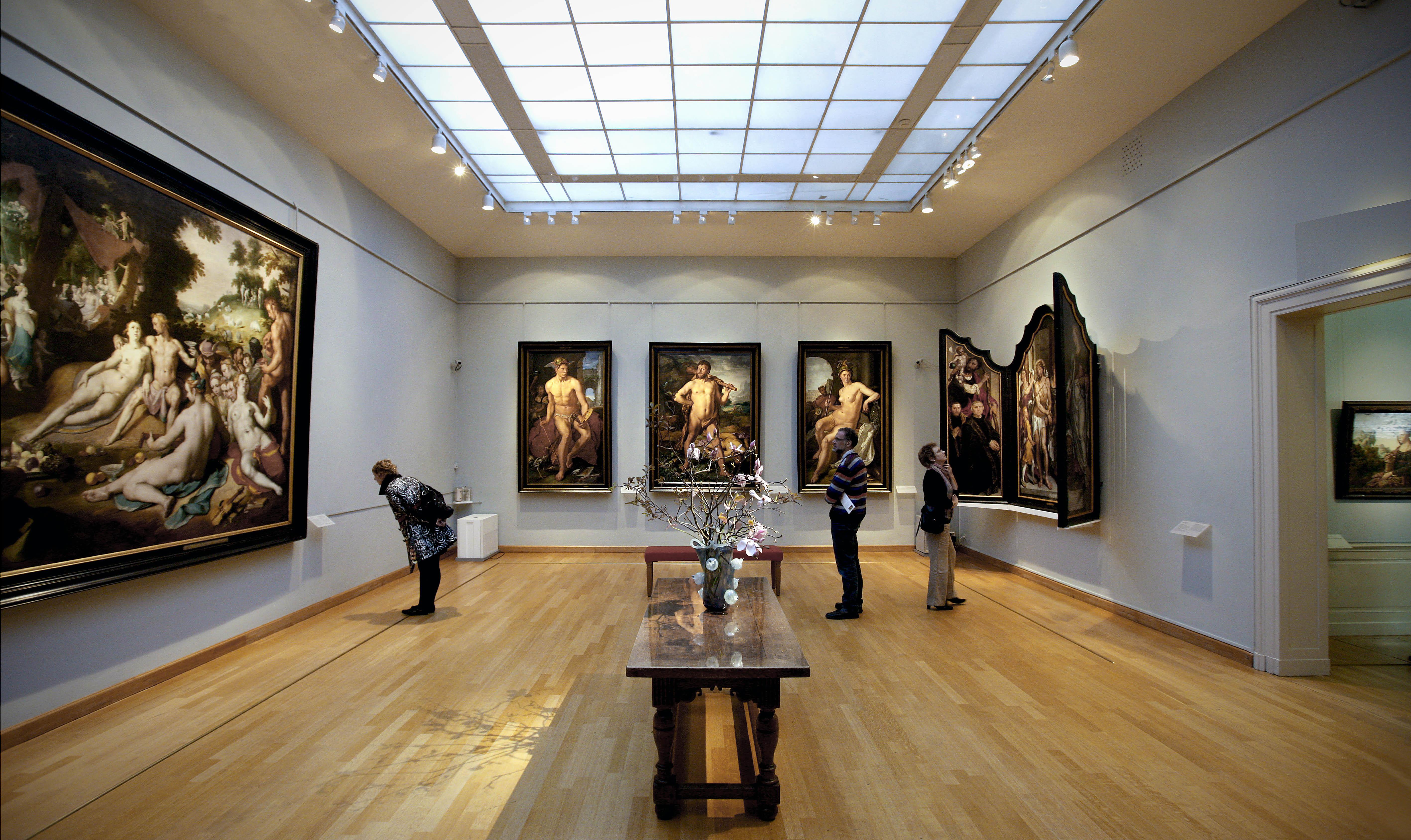 Frans Hals Museum in Haarlem