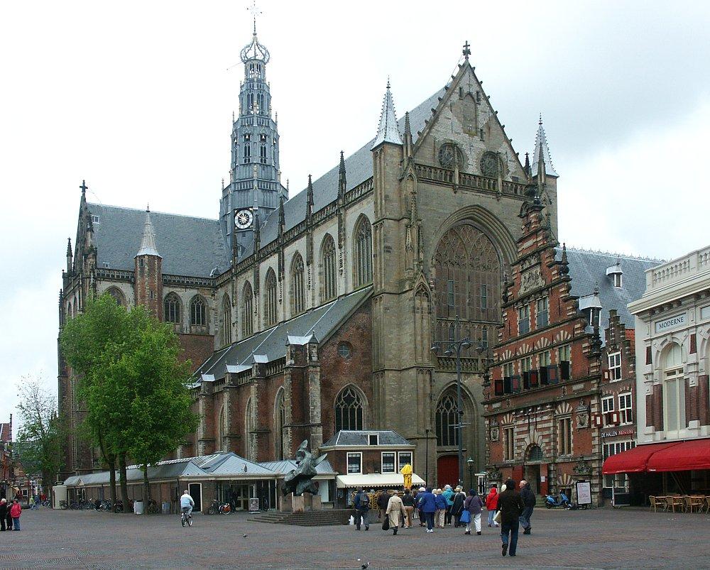 Haarlem's Grote Kerk