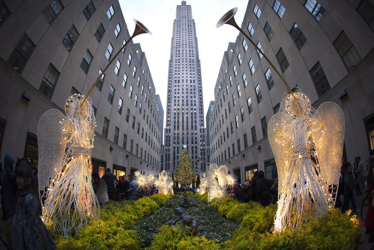 Christmas in NY