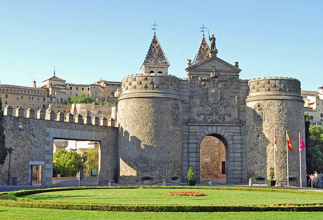 Toledo, Spain Castle