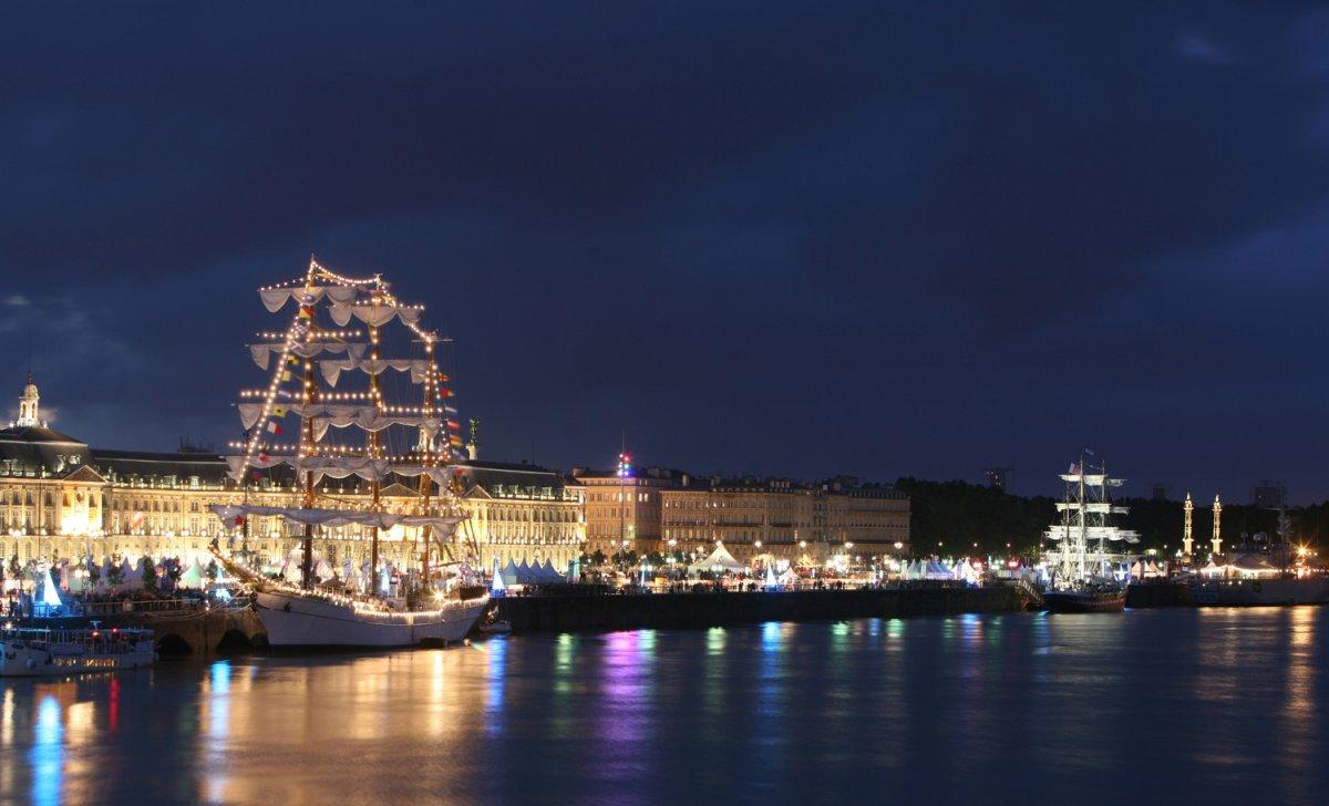 Bordeaux cruise